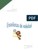 Educacion Fisica Voleibol