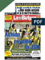 LE BUTEUR PDF du 20/01/2009
