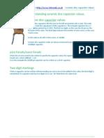 Understanding Ceramic Disc Capacitor Values