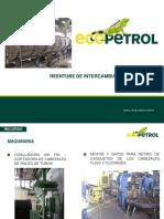 Reentube de Intercambiadores de Calor Ecopetrol