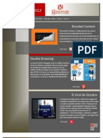 Marketing Newsletter - Octubre 2012