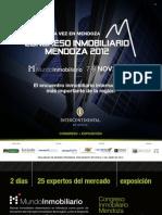Brochure Expositores y Temario Congreso Inmobiliario