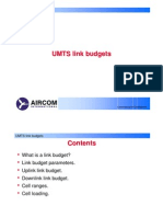 Umts Link Budgets