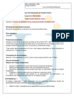 Trabajo Colaborativo 1 2012-2 Ecuaciones Diferenciales