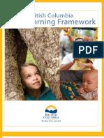 Early Learning Framework