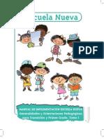 Manual de Implementacion Escuela Nueva