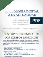 Radiologia Digital a La Actualidad