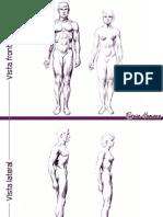 Dibujo de Cuerpo Humano