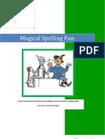Magical Spelling Fun