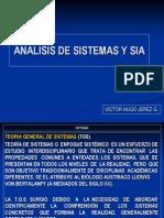 Analisis de Sistemas y Sia
