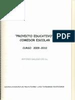 ProxectoEducativoComedorEscolar