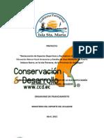 Proyecto Escuela Amazonas - Florena