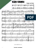 Negro Chombo - Fruko y Sus Tesos - Piano