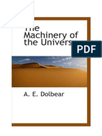 The Machinery of the Universe