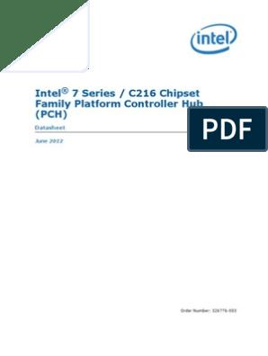Intel® HM77 Express Chipset | Usb | Hdmi