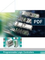 Genaral Catalog PLC Panasonic