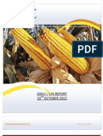 DAILY AGRI REPORT BY EPIC RESEARCH- 10 OCTOBER 2012