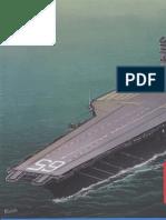 [Paper Model] [Ship] [GPM 030] - Aircraft Carrier USS Enterprise (CVN 65)