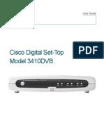 Cisco Set Top Box