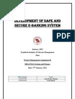 E Banking PM