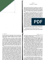 Levi-Strauss. Las Estructuras Elementales del Parentesco. Cap. I-II