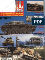 Steel Masters 20 - Churchill Avre, Tank Mark I, Lvt 2, Is-3, Diorama (Sd Kfz 7, Ab 41, Horch Kfz 15), Stug III 192 Abt