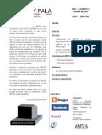 A pico y pala. Boletín de AMTTA 1-3 verano de 2012