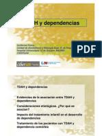 TDAH y Trastornos Por Uso de Sustancias