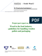 Wooden in Food Industry
