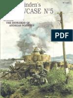Verlinden Showcase 05 - Sturmtiger, Diorama Kursk 1943, Russia 1943, 88 Mm PAK 1945, SIG 33