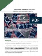 Documentació del Workshop sobre competències digitals - Comunidad Redes de Telecentros