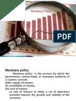 Monetory Policy (1)