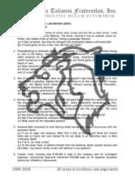 Criminal Law Review midterm exams 2007 - Justice Bernardo Fernandez