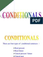 S6 Conditionals
