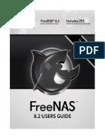 FreeNas 8.2 Guide
