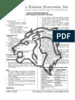 Transportation Laws notes - Atty. Zarah Villanueva-Castro