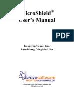 MicroShield Manual 7