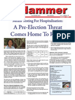 Workers' Party Hammer issue 0802