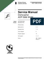 Bosch Dishwasher Service Training