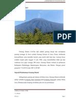 Fix Gunung Slamet Vulkano