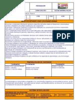 Programacion  Francés 1ºeso CMP