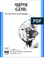 Debugging With GDB - The GNU Source-Level Debugger