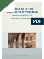 Archivo de la Real Chancillería de Valladolid