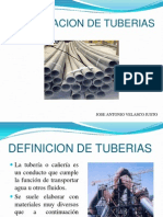 Instalacion de Tuberias