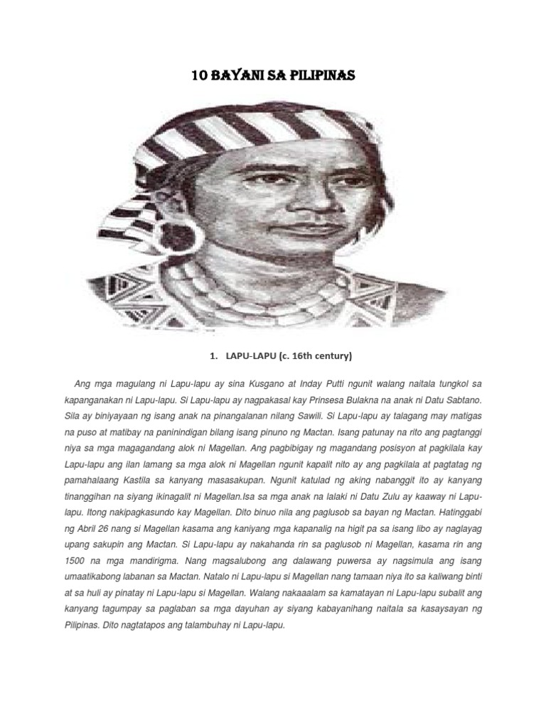 biography of francisco dagohoy The native of bohol, francisco dagohoy, has the distinction of leading the longest revolt against the spaniards (1744-1829) dagohoy's rebellion started when a priest denied his brother a christian burial.