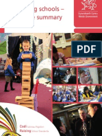 Improving schools - executive summary