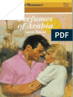 Harlequin Vintage - Perfumes of Arabia - Sara Wood