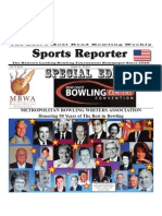 October 10 - 16, 2012 Sports Reporter