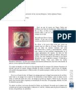 Presentación sobre El nacimiento de las ciencias filológicas. Carlos Iglesias Fueyo