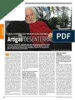 """""""Artigas desenterrado"""". Entrevista a Pacho O'Donnell"""
